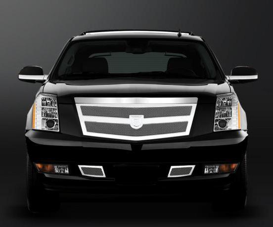 2007-2011 Cadillac Escalade EXT Custom Grille (Verona