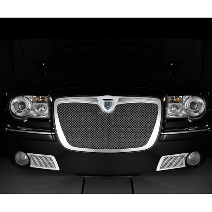 Asanti Grilles - 2006-2010 Chrysler 300