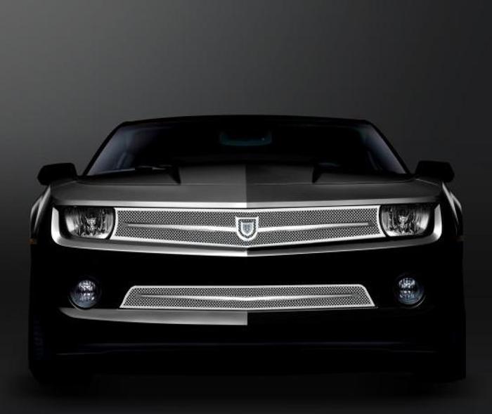 Asanti Grilles - 2010-2012 Chevrolet Camaro V6 (Carta)