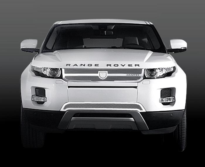 Asanti Grilles - 2012 Range Rover Evoque Coupe Grille (Grille)