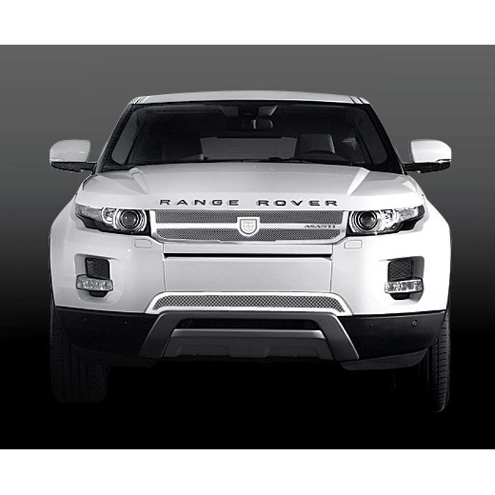 Asanti Grilles - 2012 Range Rover Evoque Coupe Grille (Grille)