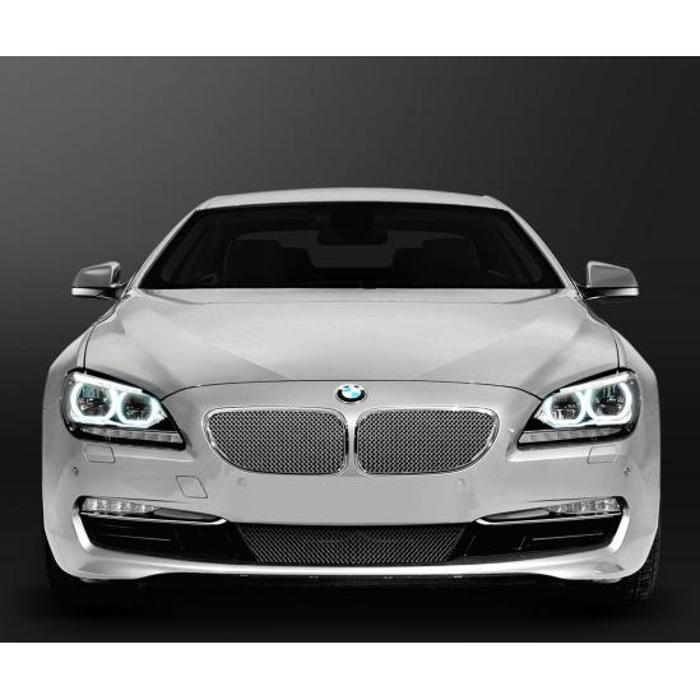 Asanti Grilles - 2005-2011 BMW M6 Coupe Grille (Grille)