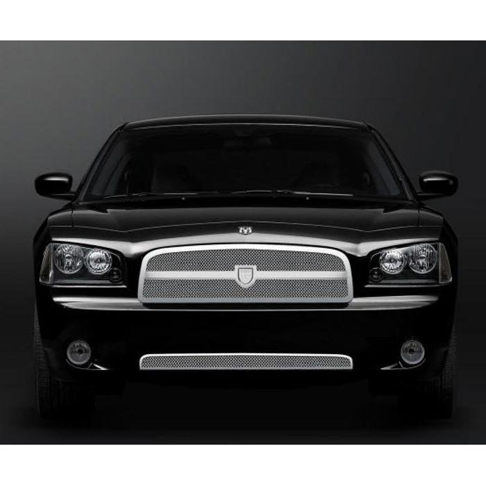 Asanti Grilles - 2006-2011_Dodge_Charger_RT-Grille
