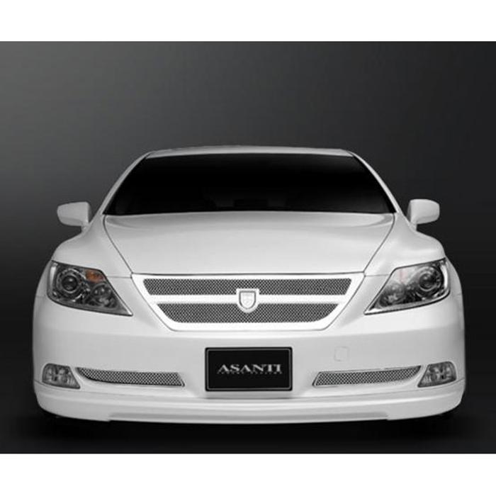 Asanti Grilles - 2007-2009 Lexus LS (Verona)