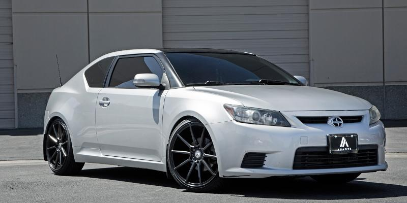 Toyota Scion TC with 2018 Collection ABL-20