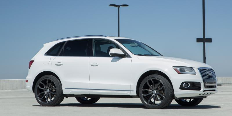 Audi Q5 with 2018 Collection ABL-19