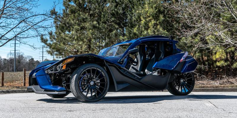 Polaris Slingshot with ABL-14