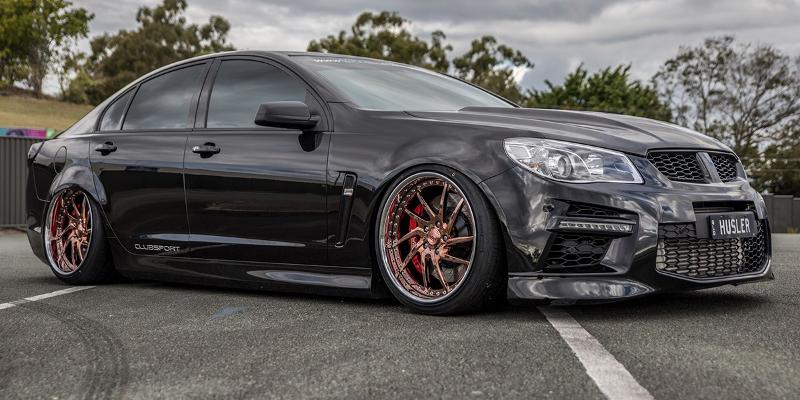 Holden HSV Clubsport with FS Series FS09
