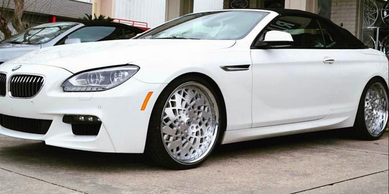 BMW 6-Series Convertible with FS Series FS01