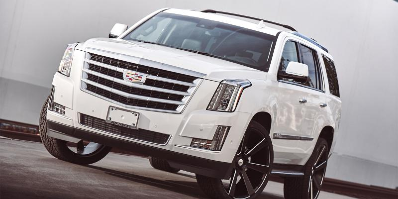 Cadillac Escalade with ABL-15