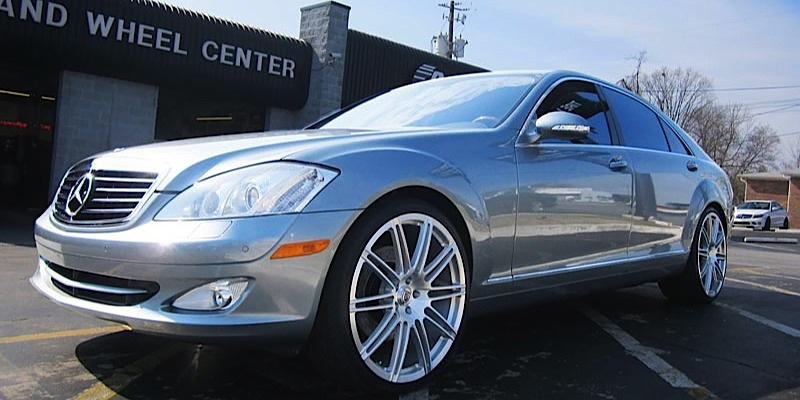 Mercedes benz s550 da504 gallery asanti wheels for Mercedes benz s550 rims