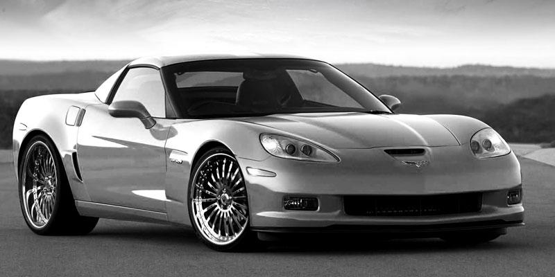 Chevrolet Corvette Af122 Gallery Asanti Wheels