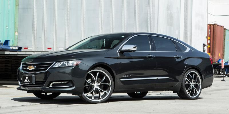 Chevrolet Impala with ABL-8
