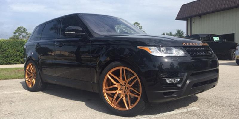 Land Rover Range Rover Sport with ABL-11