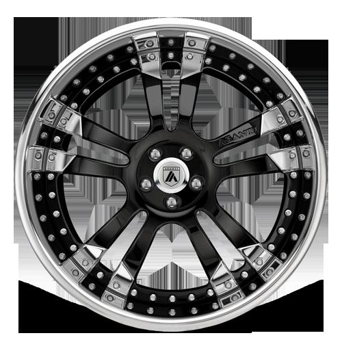AF142 in Black