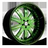AF134 in Green