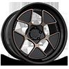 CX860 in Black w/ Bronze Inserts