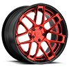 TL102 in Black w/ Red Face