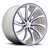 CX810 in White and Purple